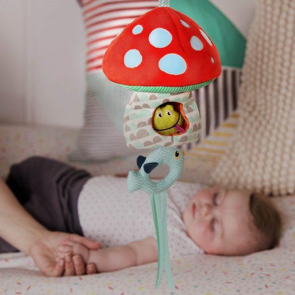 zabawki od urodzenia