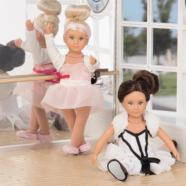 baletnice Lori