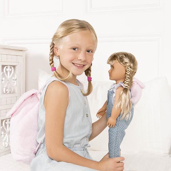 dla dziewczynki i lalki Me&You