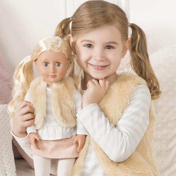 lalki w wersji standard